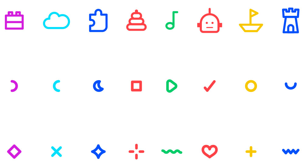 Cogniplay Iconografía