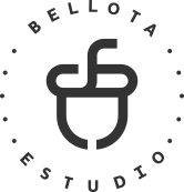 Logotipo Bellota Estudio